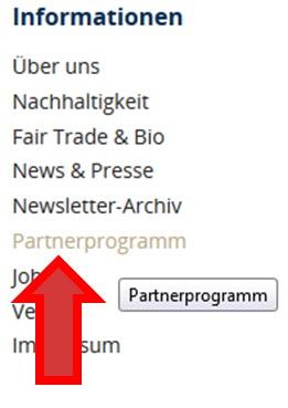 Hilfe-Partnerprogramm